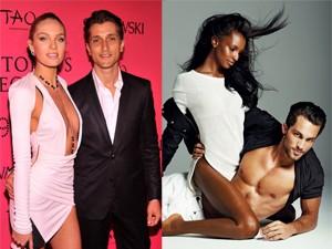 Thời trang - 11 cặp đôi người mẫu khiến bạn phải phát ghen tị
