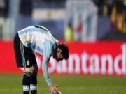 Các giải bóng đá khác - Argentina: 22 năm trắng tay vì đá 11m kém