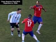 Bóng đá - Tin HOT tối 5/7: Argentina vươn lên ngôi số 1 thế giới
