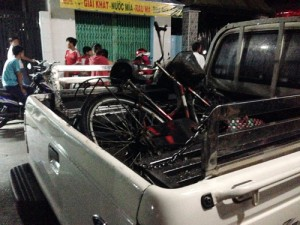 Tin tức Việt Nam - TP.HCM: Mưa lớn, một phụ nữ bị nước cuốn trôi