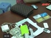 Video An ninh - Thủ đoạn mới tấn công vào giao dịch thẻ ATM