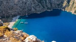 """Du lịch - Thung lũng bướm, """"thiên đường chưa chạm tới"""" ở Thổ Nhĩ Kỳ"""