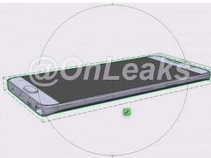 Dế sắp ra lò - Samsung Galaxy Note 5 lộ toàn bộ thiết kế