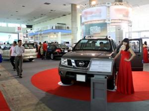 """Ô tô - Xe máy - Các nhà nhập khẩu ô tô lần đầu mở triển lãm """"riêng"""""""