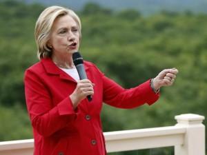 Tin tức trong ngày - Bà Clinton kêu gọi nước Mỹ canh chừng TQ