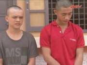 Video An ninh - Vừa ra tù đã rủ học sinh đi cướp