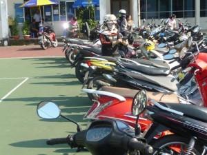 Tin Đà Nẵng - Đà Nẵng: Tạm dừng thu phí đường bộ từ ngày 7.7.2015