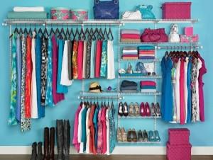Thời trang - Mẹo xếp tủ quần áo khiến bạn nhàn nhã mỗi sáng