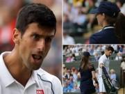 Thể thao - Djokovic hối lỗi vì hét vào mặt cô bé nhặt bóng