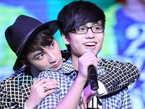 Ca nhạc - MTV - Em trai tài năng, em gái xinh đẹp của sao Việt