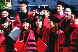 Doanh nhân - Ái nữ nhà đại gia Việt được giới thiệu thẳng vào Harvard