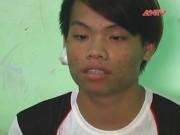 Video An ninh - Học sinh hỗn chiến bằng gạch đá, một người trọng thương