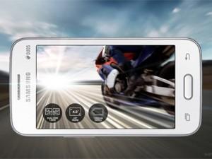 Điện thoại - Samsung Galaxy V Plus hai SIM giá 1,8 triệu đồng