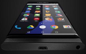 Rò rỉ mẫu điện thoại BlackBerry chạy hệ điều hành Android