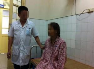18 y, bác sĩ bị phơi nhiễm HIV vẫn làm việc bình thường