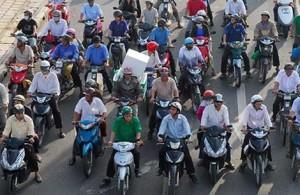 Tin tức trong ngày - Nhiều nơi muốn ngưng thu phí xe máy