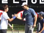 Thể thao - Nadal ''thần tượng'' tay vợt khiếm thính xứ Hàn