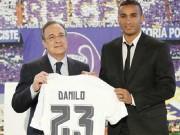"""Bóng đá - Ra mắt Real, Danilo mơ thành """"Cafu phiên bản 2"""""""