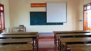 Giáo dục - du học - Đắk Nông: Một trường có cả trăm học sinh bỏ học
