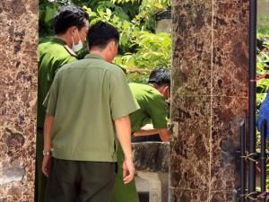 Tin tức Việt Nam - Thảm sát ở Bình Phước: Bộ Công an kiểm tra lại hiện trường