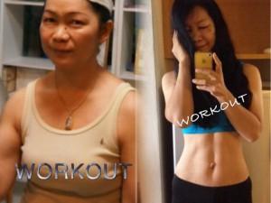 """Làm đẹp - Màn """"lột xác"""" đầy bất ngờ nhờ giảm cân của U50 Thái Lan"""