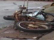 Video An ninh - Bình Phước: Xe khách bỏ trốn sau khi đâm chết 3 người
