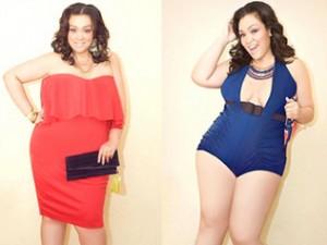 Thời trang - Khi phụ nữ béo đi ngược quy tắc của thời trang