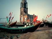 Du lịch - Đón thuyền đánh cá trên bãi biển Xương Điền, Nam Định