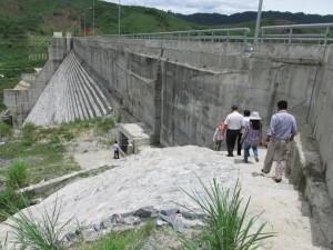 Lại động đất tại thủy điện Sông Tranh 2