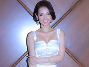 Phim - Quỳnh Chi rạng rỡ dự sự kiện sau khi ly hôn