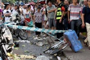 Tin tức trong ngày - Tấn công bằng dao tại Trung Quốc, 13 người thương vong