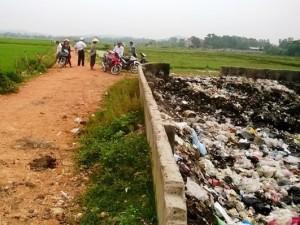 Tin tức trong ngày - Chân người phát hiện ở bãi rác là của nạn nhân TNGT