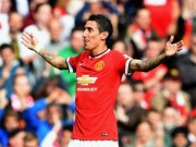 Bóng đá Ngoại hạng Anh - MU: Van Gaal phải giữ Di Maria bằng mọi giá