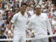 Tennis - TRỰC TIẾP Djokovic - Federer: Đăng quang xứng đáng (KT)