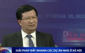 Tài chính - Bất động sản - Chậm triển khai nhà ở xã hội: Bộ trưởng Xây dựng nói gì?