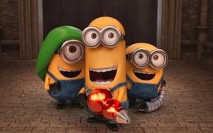 """Hậu trường phim - """"Minions"""" rinh về 115 triệu đô chỉ sau 1 tuần ra mắt"""