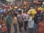 Video An ninh - Dân số Ấn Độ sắp vượt Trung Quốc