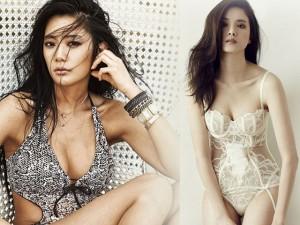 Đồ lót - đồ bơi - Mỹ nhân Hàn đẹp sexy khi làm người mẫu nội y, áo tắm