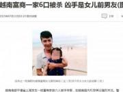 Tin tức trong ngày - Báo Trung Quốc rầm rộ đưa tin vụ thảm sát ở Bình Phước
