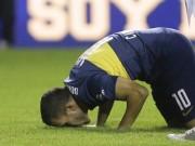 """Bóng đá - Tevez """"gặm cỏ"""" ngày trở lại mái nhà xưa Boca"""