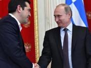 """Tài chính - Bất động sản - Nga sẽ """"ném phao"""" cứu nền kinh tế Hy Lạp"""