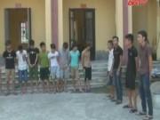 Bản tin 113 - Hưng Yên: 13 thanh niên hỗn chiến trước tiệm cầm đồ