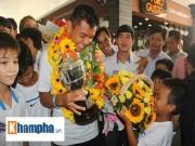 """Tennis - Hoàng Nam tiết lộ học """"lén"""" từ Djokovic, Federer"""