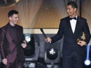 Bóng đá - VĐV quốc tế xuất sắc nhất: CR7, Messi đấu Djokovic