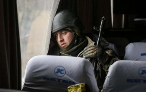 Binh sĩ Ukraine tung video tuyên bố bất tuân lệnh Kiev