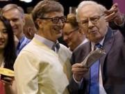 Tỉ phú Buffet lại mang gần 4 tỷ USD từ thiện