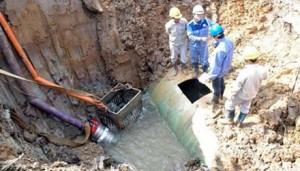 Tin tức trong ngày - Khởi tố 7 bị can vụ vỡ đường ống nước sông Đà