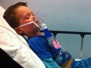Khoa nhi - Xót xa bé 5 tuổi bị chàm muốn chết vì quá đau đớn