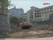 Video An ninh - Chủ đầu tư nợ thuế đất, dân Thủ đô khổ vì sổ đỏ