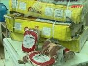 An ninh Kinh tế - Tiêu dùng - Hà Nội: Phát hiện cơ sở treo thịt bò, bán thịt trâu